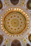 shafeiha мечети Стоковые Изображения RF