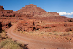 Shafer Trail Road Royalty Free Stock Image