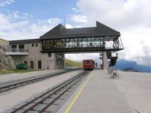 Shaffberg järnvägsstation Royaltyfri Bild