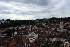 Shaffhausen, Швейцария Стоковая Фотография RF