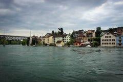 Shaffhausen, Швейцария стоковые изображения