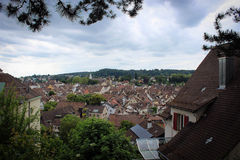 Shaffhausen, Suisse photo stock