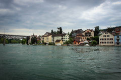 Shaffhausen, Svizzera Immagini Stock