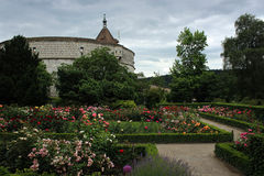 Shaffhausen, Svizzera Fotografie Stock