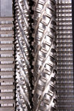 Shaft Grooves Royalty Free Stock Images