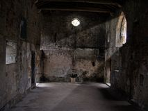 Free Shaft Of Light In Church Royalty Free Stock Photos - 1224558