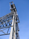 Shaft Tower. Of a coal mine, Zeche Zollern, Dortmund, Germany Stock Images