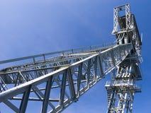 Shaft Tower. Of a coal mine, Zeche Zollern, Dortmund, Germany Stock Photos