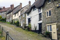 Shaftesbury,多西特,英国,大英国 库存图片