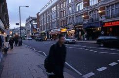 Shaftesbury Avenue, London Stock Photos
