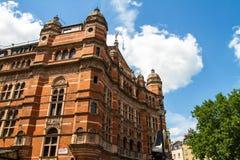 Shaftesbury avenue theatreland Royalty Free Stock Image
