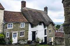 Shaftesbury, Dorset, Inghilterra, Gran Bretagna Fotografia Stock