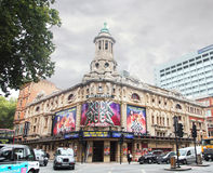 The Shaftesbury Theatre Royalty Free Stock Photography