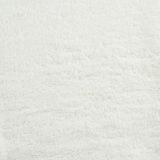 Shaggy white carpet Royalty Free Stock Images