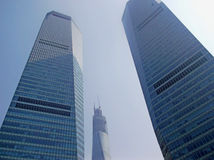 Shaghai-Turm Lizenzfreies Stockbild