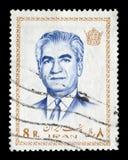 Shah Ирана Стоковое фото RF