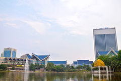 SHAH ALAM Royalty Free Stock Images
