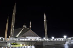 Shah Faisal Mosque Islamabad Stock Photos
