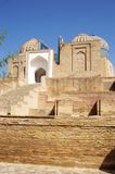 Shah I Zinda in Samarkand Stock Photos