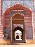 shah jahan meczetowy thatta Obrazy Royalty Free