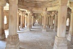 Shahar-ki-maasjid (meczet), chapaner, Gujarat Obrazy Royalty Free
