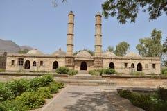 Shahar-ki-maasjid (mosque), chapaner, Gujarat Royalty Free Stock Photography