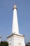 Shaheed Minar als het Ochterlony-Monument in Kolkata vroeger wordt bekend die royalty-vrije stock afbeelding