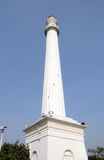 Shaheed Minar früher bekannt als das Ochterlony-Monument in Kolkata lizenzfreies stockbild