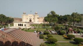 Shahi Qila Lahore obraz royalty free