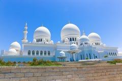 Shaiekh Zayed Mosque - Abu Dhabi Stockfoto