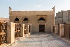 Shaikh Isa-bak Ali House Bahrain royalty-vrije stock foto