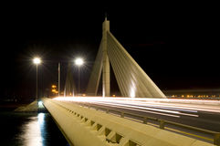 Shaikh Isa bin Salman bridge Stock Image