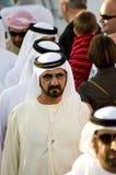 Shaikh Mohamed (premier ministre) Images stock
