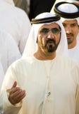 Shaikh Mohamed (premier ministre) Images libres de droits