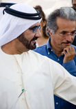 Shaikh Mohammed (primeiro ministro) fotografia de stock royalty free