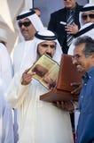 Shaikh Mohammed (primeiro ministro) fotografia de stock