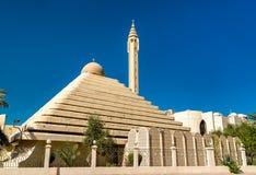 Shaikh Nasser al-Sabah Mosque in Koeweit royalty-vrije stock afbeelding