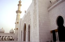 Shaikh Zayed Mosque Royalty Free Stock Photography