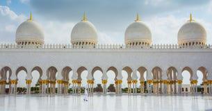 Shaikh Zayed Mosque Lizenzfreie Stockfotos