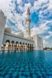 Shaikh Zayed Mosque Lizenzfreie Stockbilder