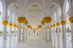Shaikh Zayed Mosque Lizenzfreies Stockfoto