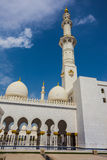 The Shaikh Zayed Mosque Stock Image