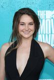Shailene Woodley at the 2012 MTV Movie Awards Arrivals, Gibson Amphitheater, Universal City, CA 06-03-12 Royalty Free Stock Photos