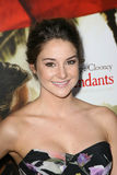 Shailene Woodley. At The Descendants Premiere, Academy of Motion Picture Arts and Sciences,  Los Angeles, CA 11-15-11 Stock Photo