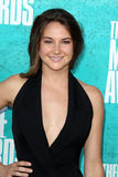 Shailene Woodley arriving at the 2012 MTV Movie Awards Stock Images