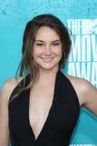Shailene Woodley au film 2012 de MTV attribue des arrivées, amphithéâtre de Gibson, la ville universelle, CA 06-03-12 Photos libres de droits