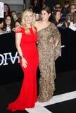 Shailene Woodley e Kate Winslet Fotografie Stock Libere da Diritti