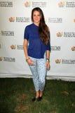 Shailene Woodley at the Elizabeth Glaser Foundation's  Stock Photo