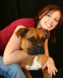 Shailie and Fiona Stock Photos