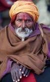 Shaiva sadhu Royalty Free Stock Image